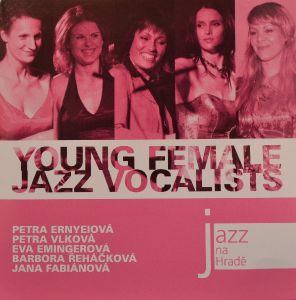 CD YOUNG FEMALE JAZZ VOCALISTS
