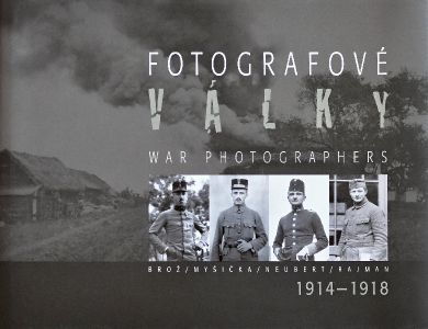 War Photographers 1914-1918