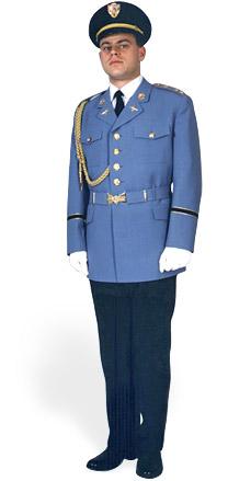 military officer uniform