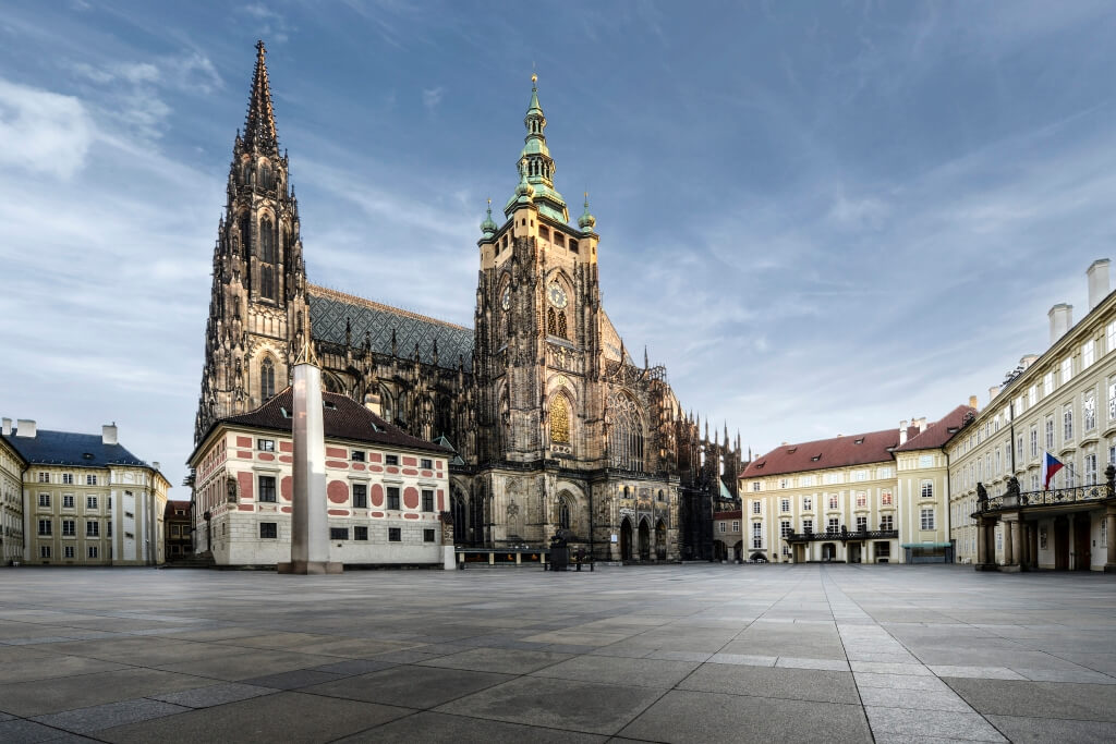 Image result for prague castle
