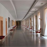 The Wide Corridor in the Central Wing of the New Royal Palace, 1956–1967