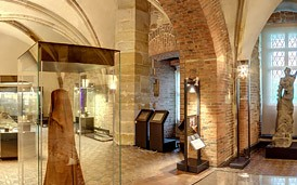 Permanent exhibition The Story of Prague Castle