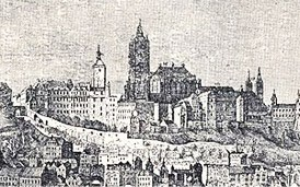 History of Prague Castle