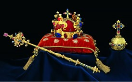 The Bohemian Crown Jewels