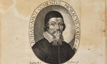 Jan Amos Komenský - 350 let výročí úmrtí