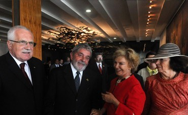 State visit of the President of the Czech Republic to the Federative Republic of Brazil