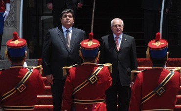 State visit of the President of the Czech republic to the Republic of Peru